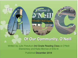 Cover of ABCs of Our Community O'Neill book